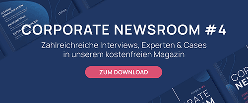 Pop-up Corporate Newsroom Magazin 4